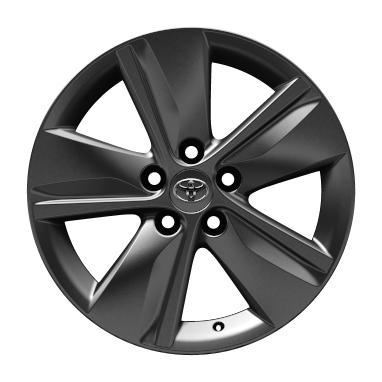 """17"""" alloy wheels (5-spoke)"""