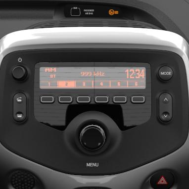 Radio z możliwością odtwarzania MP3