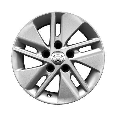 Felgi aluminiowe, opony 195/65/R15