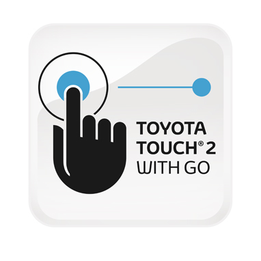 Toyota Touch® 2 with Go