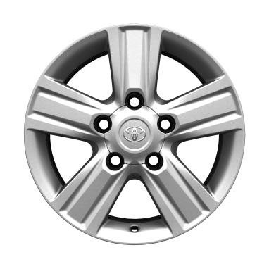 """18"""" alloy wheels (5-spoke)"""
