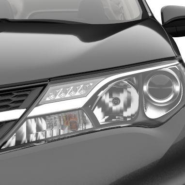 LED kjørelys