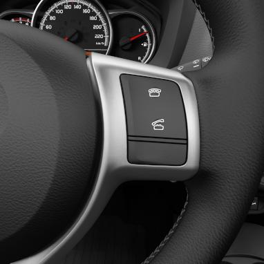 Comandi Bluetooth® al volante