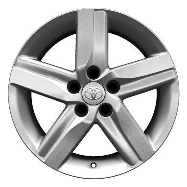 Felgi aluminiowe, koła 225/45/R17