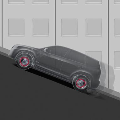 Σύστημα Υποβοήθησης Εκκίνησης σε ανηφόρα (HAC)